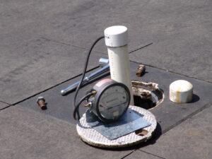 Magnehelic Gauge in Pilot Testing